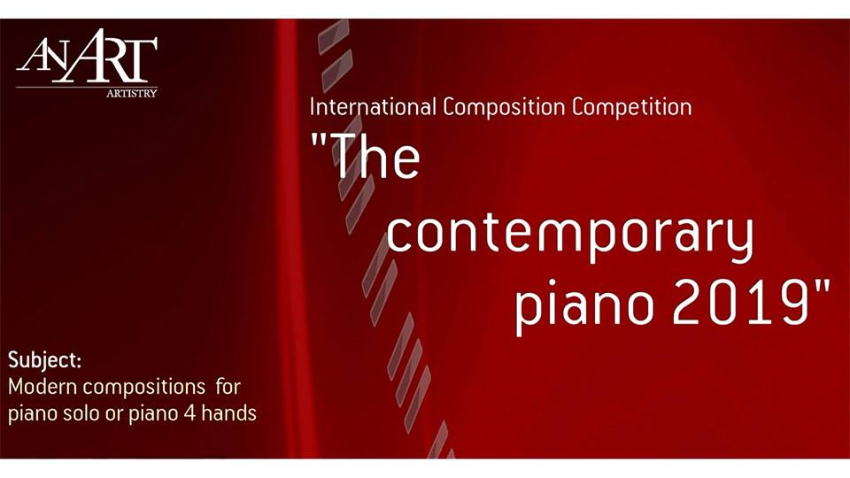 The contemporary piano 2019