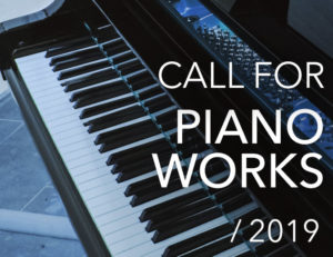 Call Works for piano RMN Classical 2019