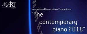 The contemporary piano 2018